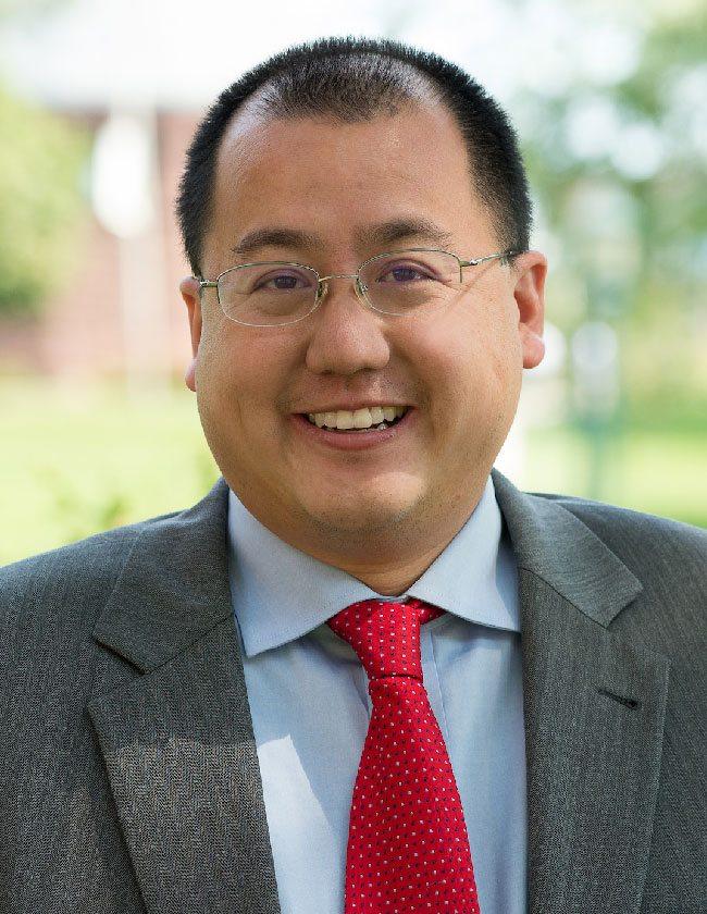 Alexander Yin WSD Board Member