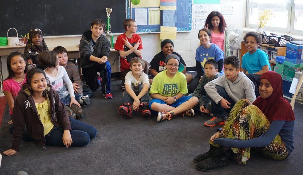 Stefanie Hamble's Class