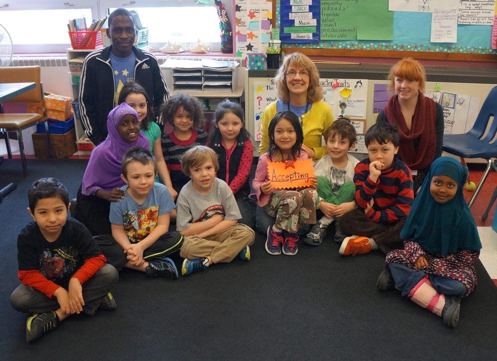 Lois Thompson's Class