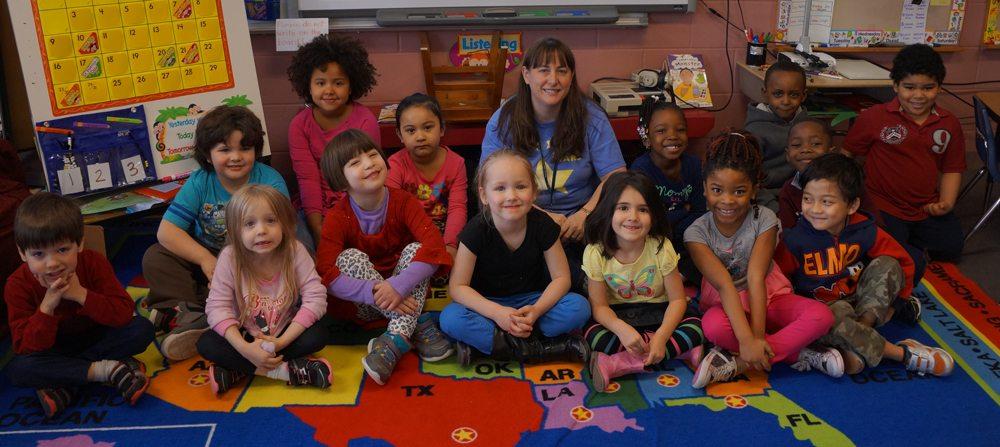 Jessica Perrotte's Class