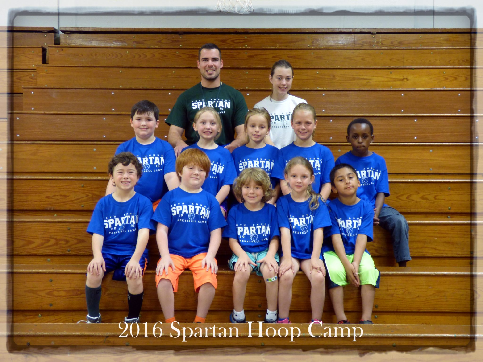 Spartan Week One Blue Team Picture