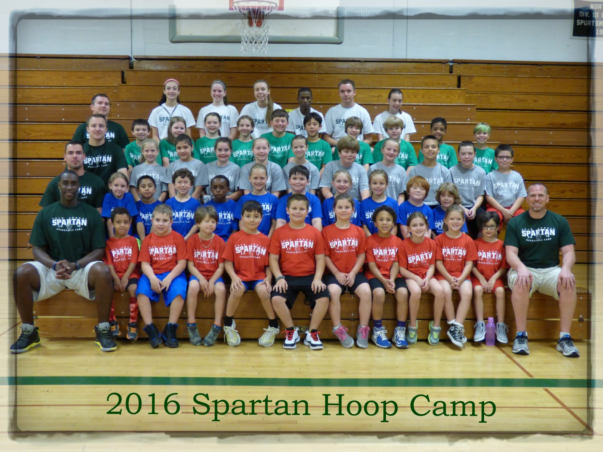 Spartan Week One Group Picture