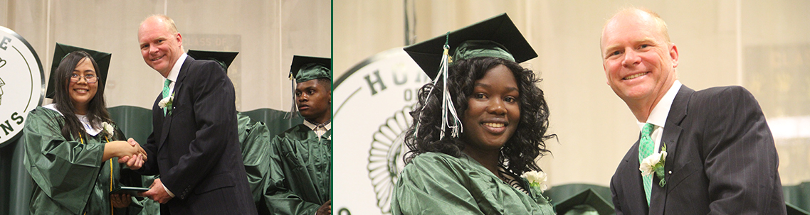 Winooski School DIstrict Graduation 2016