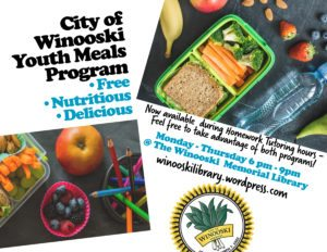 Winooski Library Meals