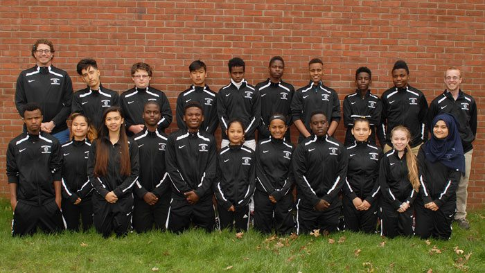Varsity Track & Field Roster Picture 2016